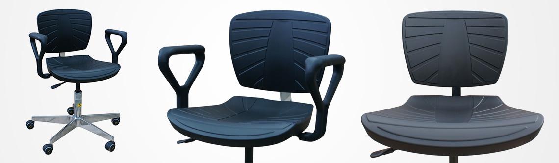 ESD PU Stuhl Mit Einem Modernen Design