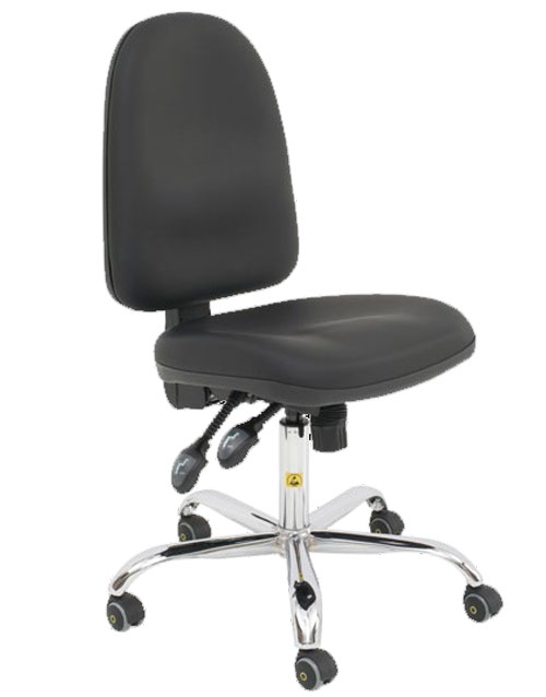 Awesome Clean Room Vinyl Esd Chair Robtools Dailytribune Chair Design For Home Dailytribuneorg